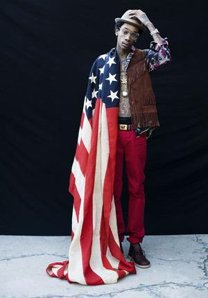 Its Wiz Khalifa