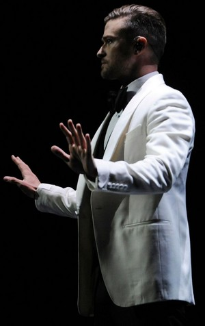 JT - The 20/20 Experience World Tour 2014