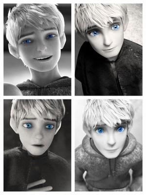 Jack Frost's eyes!