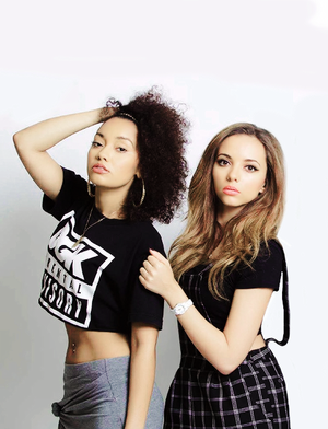 Jade and Leigh - Anne