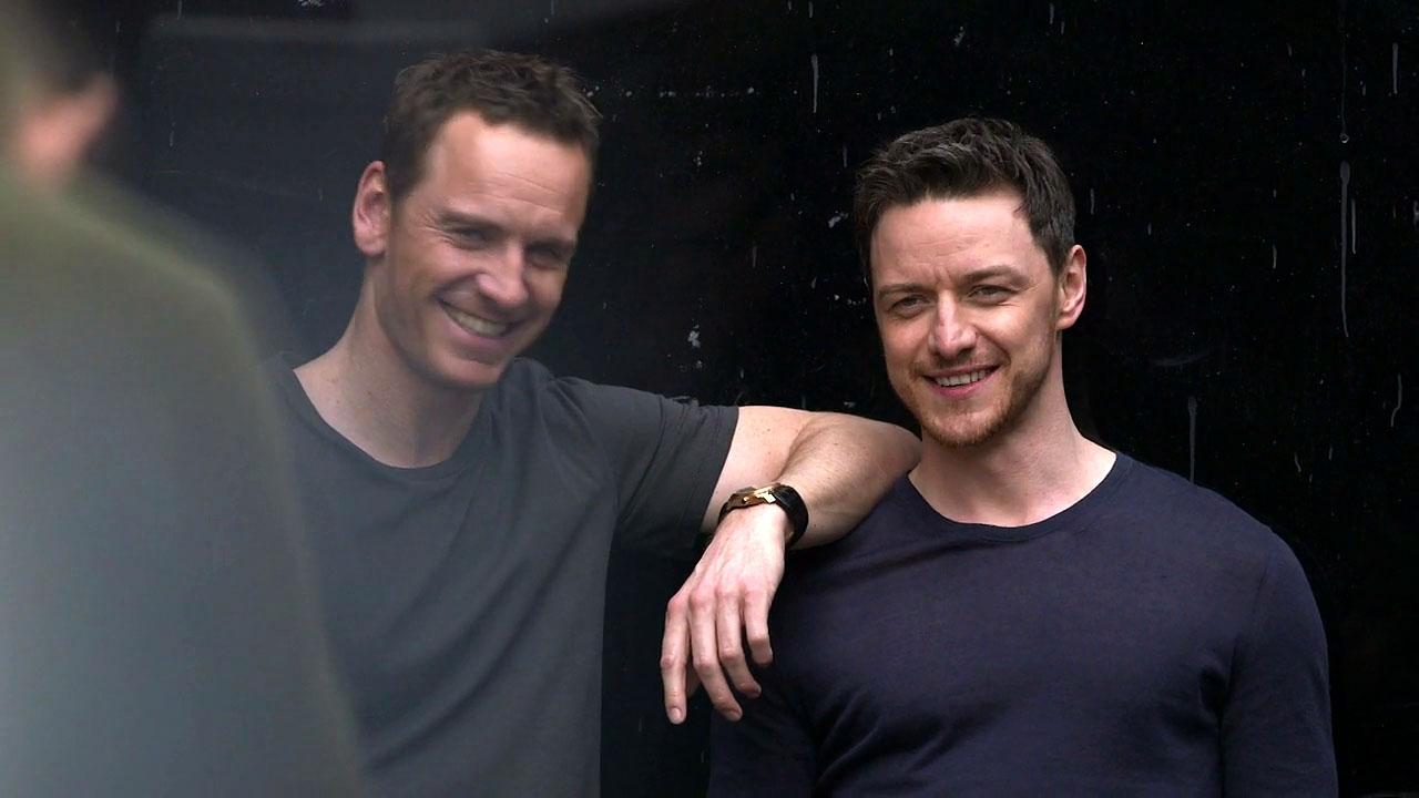 James and Michael ☆