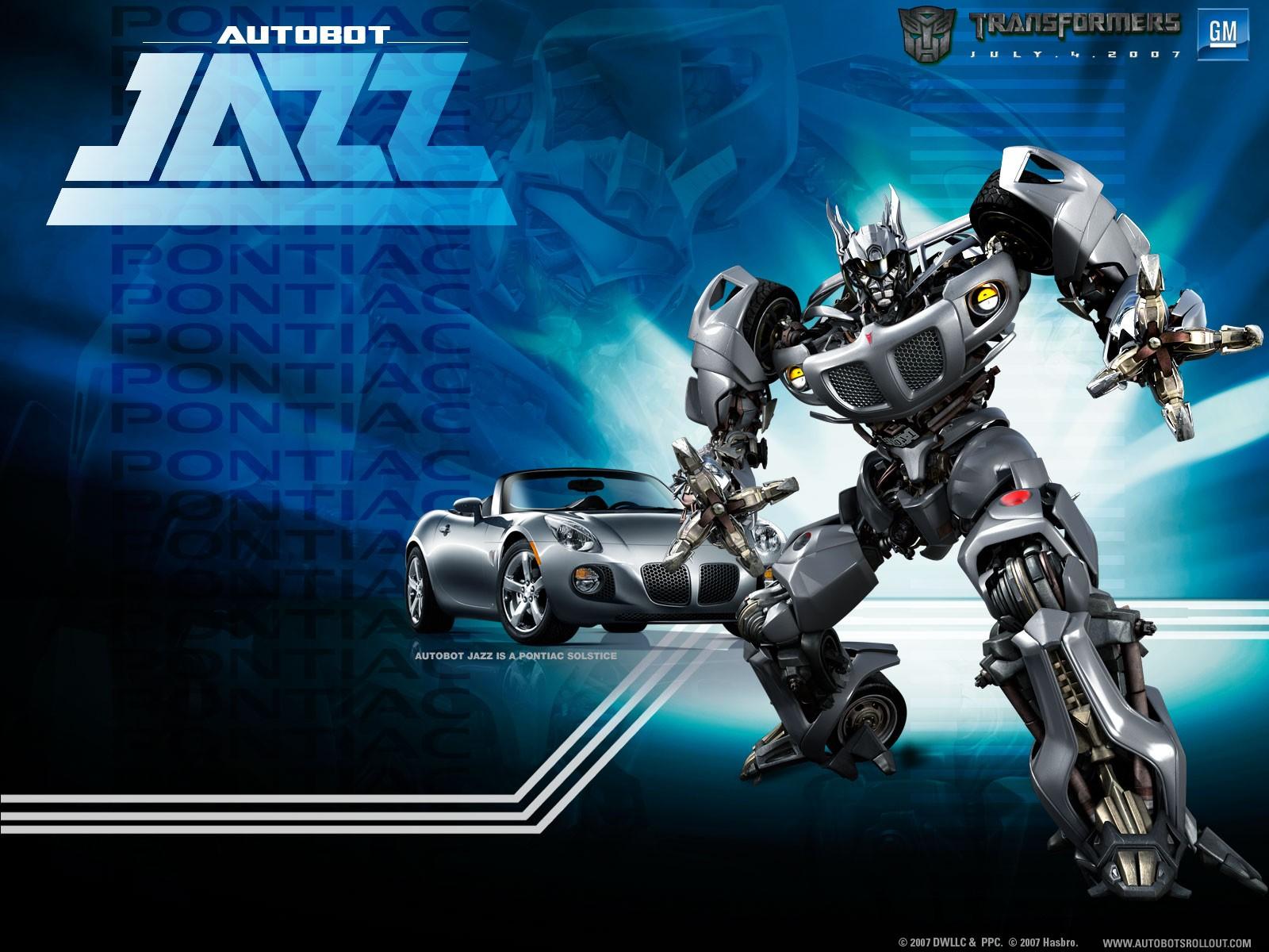 Jazz The Transformers Wallpaper 36906856 Fanpop