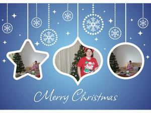 Jessowey's Fave Family क्रिस्मस चित्रो