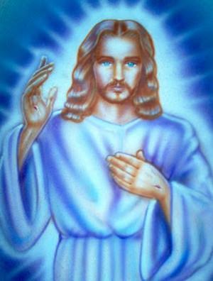 Jésus lord god