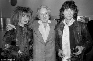 Jimmy Page Family