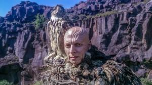Joseph Gatt as the Thenn Warg