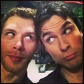 Joseph and Ian  - the-vampire-diaries-tv-show photo