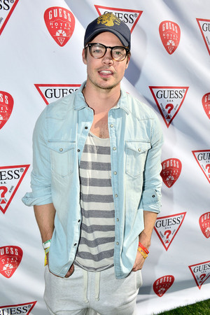 Josh Henderson at Coachella '14