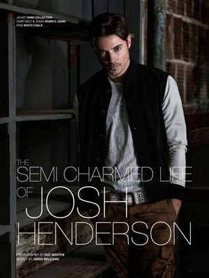 Josh Henderson ✨
