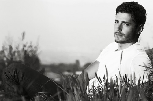 C'era una volta wallpaper with a grainfield entitled Julian Morris