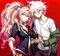 Junko and Komaeda