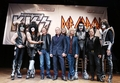 KISS ~Paul, Gene, Tommy, Eric and Def Leppard - kiss photo