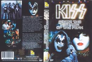 キッス meets the phantom of the park