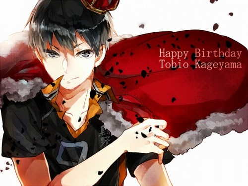 Haikyuu!!(High Kyuu!!) wallpaper entitled Kageyama Tobio