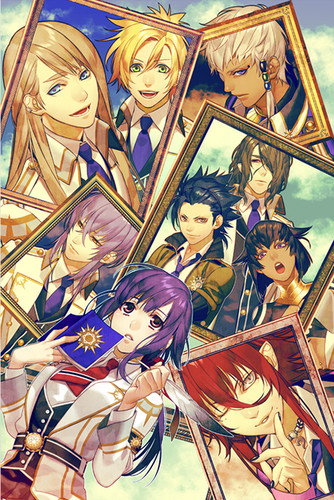 Kamigami no Asobi پیپر وال containing عملی حکمت called Kamigami No Asobi