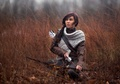 Katniss Everdeen Cosplay - the-hunger-games fan art