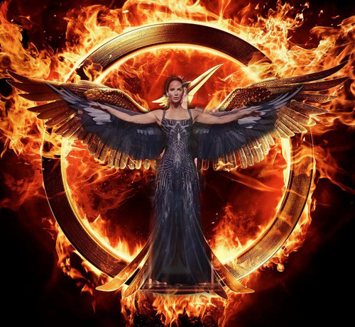 the hunger games images katniss the mockingjay hd