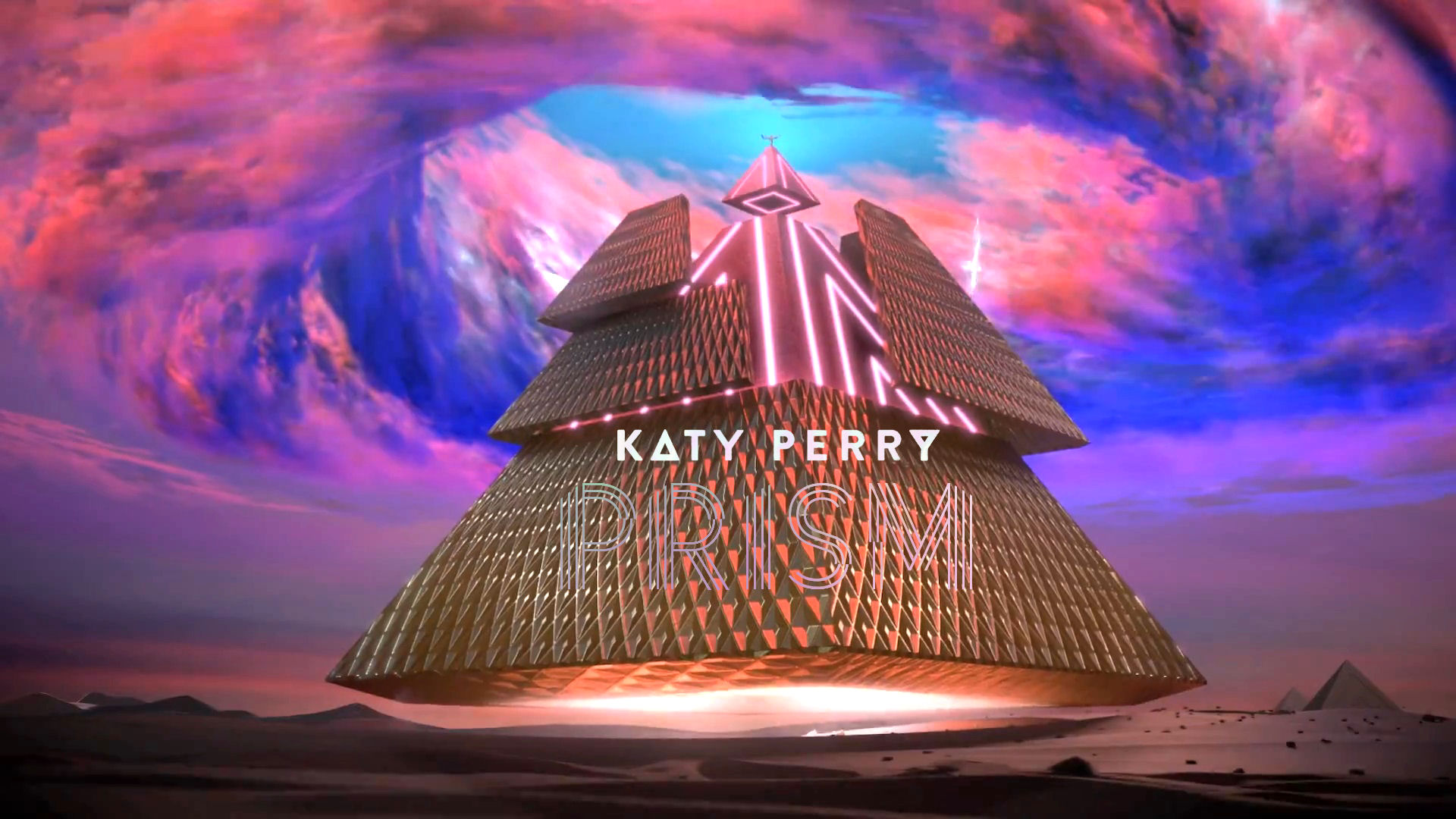 Katy Perry Dark Horse (PRISM)