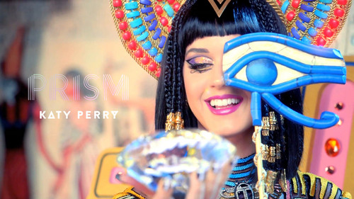 Katy Perry karatasi la kupamba ukuta containing a sombrero entitled Katy Perry Dark Horse (PRISM)