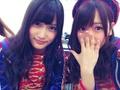Kawaei Rina and Iriyama Anna