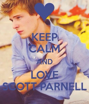 Keep Calm and Love Scott Parnell