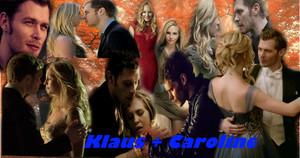 Klaus   Caroline