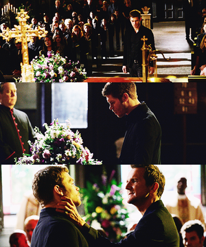Klaus in the 1x20 - A Closer Walk With Thee Stills