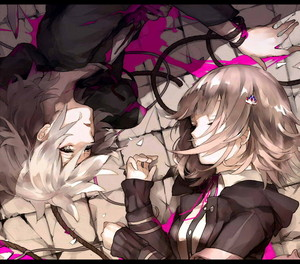 Komaeda and Nanami