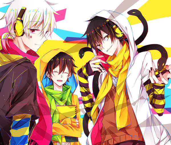 chiniconpez im225genes mekaku city actors