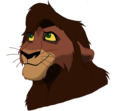 Kovu - disney fan art