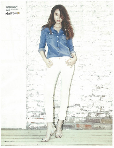F(x) wallpaper containing a well dressed person called Krystal Ceci