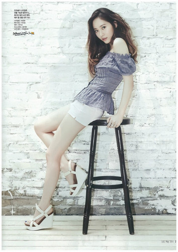 F(x) wallpaper possibly containing a hip boot entitled Krystal Ceci
