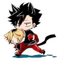 Kuroo and Kenma