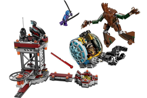 LEGO Guardians of the Galaxy منظر پیش