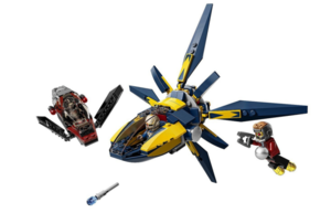 LEGO Guardians of the Galaxy pratonton
