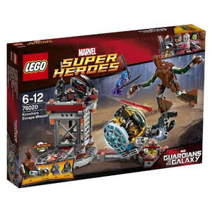 LEGO Guardians of the Galaxy prebiyu