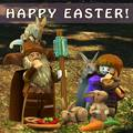 LEGO The Hobbit: HAPPY EASTER! - the-hobbit photo