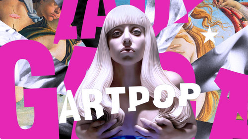 Lady Gaga fond d'écran probably containing a portrait titled Lady GaGa ARTPOP