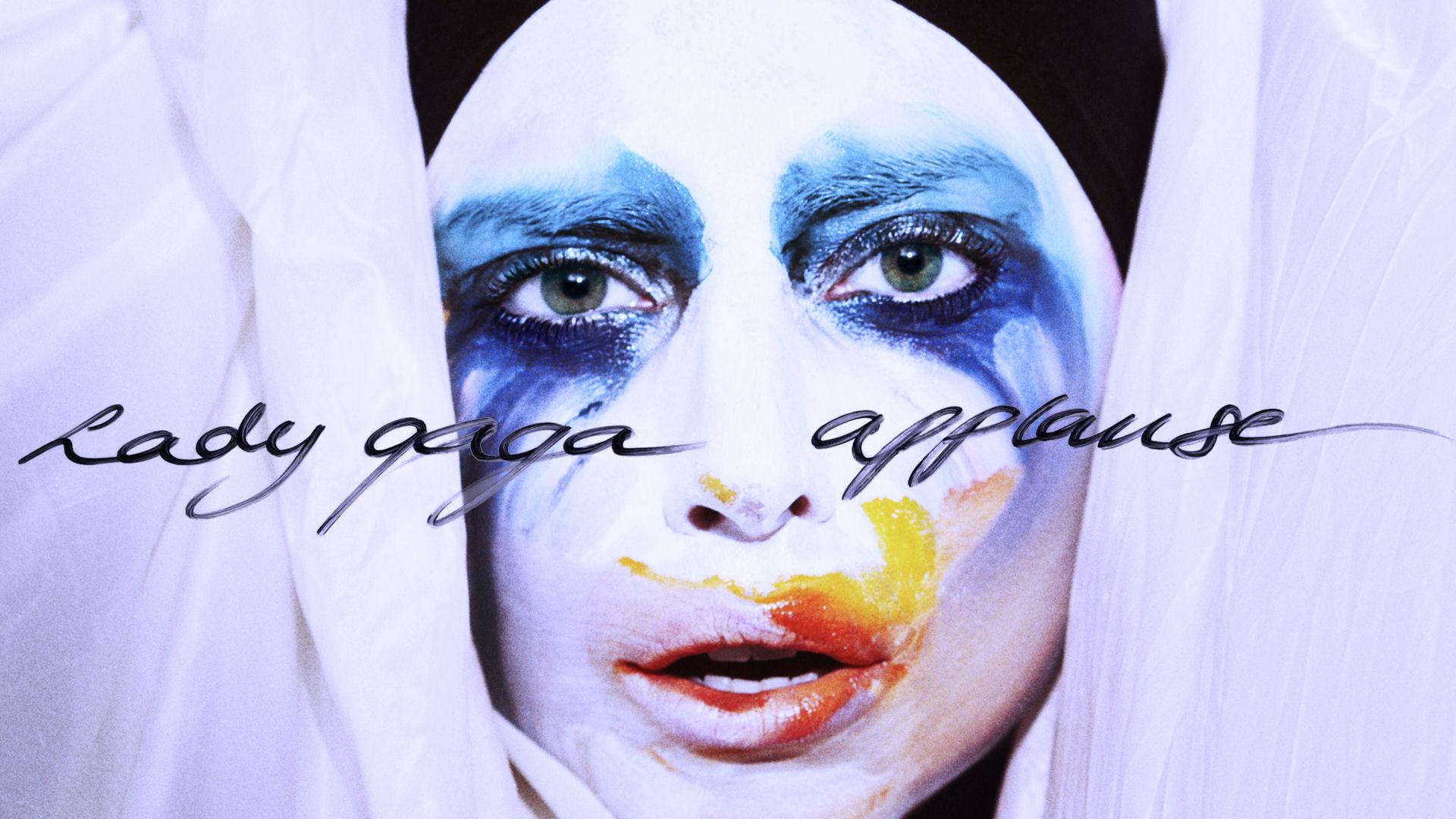Lady GaGa Applause - Lady Gaga Fan Art (36970417) - Fanpop