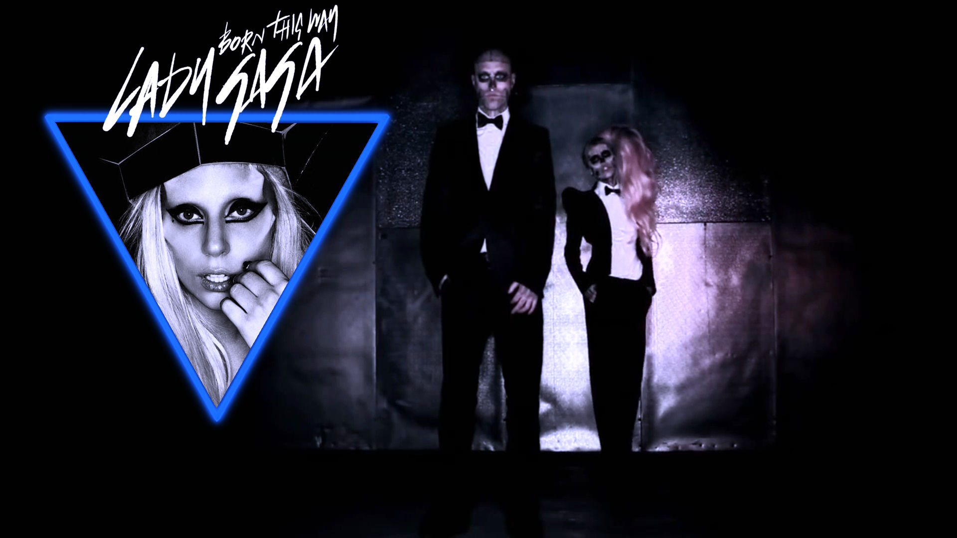 Lady GaGa Born This Way - lady gaga fondo de pantalla