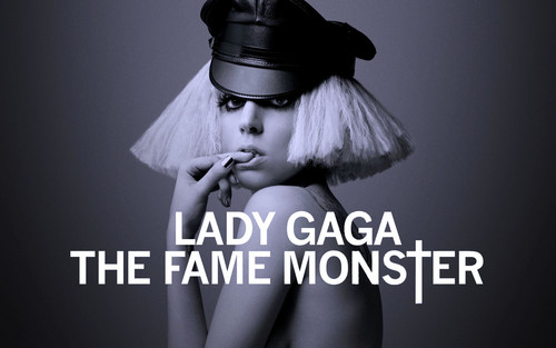 Lady Gaga fond d'écran called Lady GaGa The Fame Monster