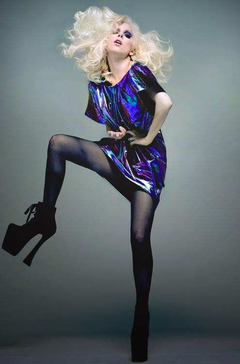 Lady Gaga By T:M.