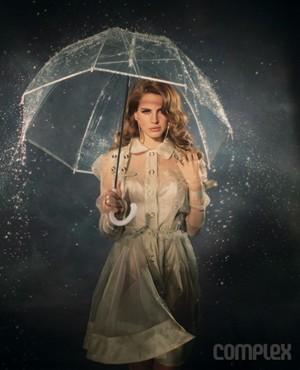Lana Del Rey in RAIN*______*