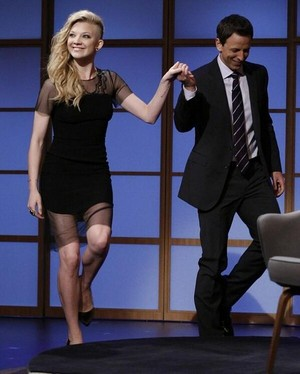 Late Night Show with Seth Meyers - April 22nd 2014