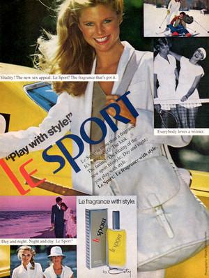 Le Sport ad