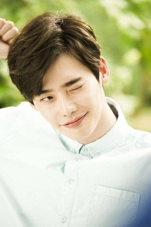 Lee Jong Suk in 'Skin Food'