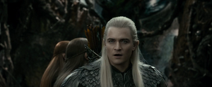 Legolas in The Desolation of Smaug