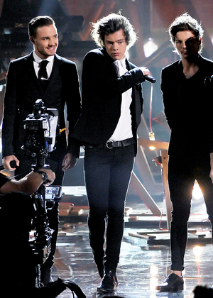 Liam Harry and Louis ♥