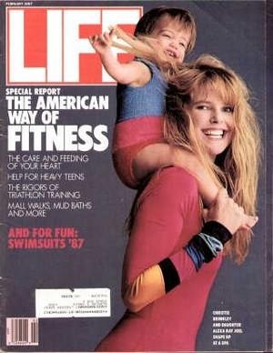 Life magazine, February 1987