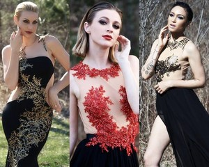 Lisa D'Amato, Laura Kirkpatrick and Naima Mora for Supermodels Unlimited Magazine
